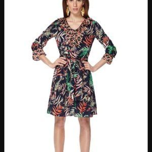 NWT The Webster Miami at Target Ruffle Dress XS